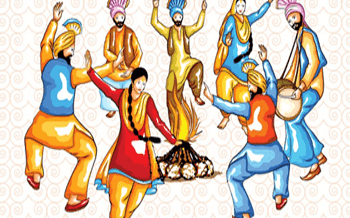 Celebration of Lohri and Folk Tales